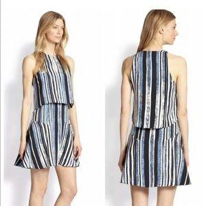 Parker Chelsea Stripe Dress
